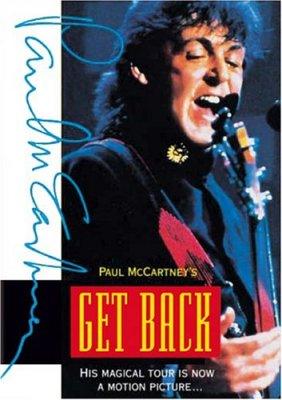 Paul Mccartneys Get Back World Tour