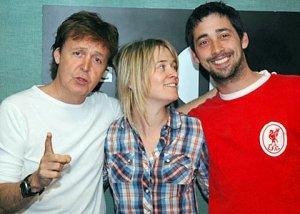 Paul, Edith, Colin