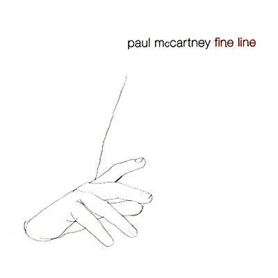 Fine Line Promo CD Single - front