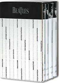 The Beatles. Великая Четверка. Самая полная биография (подарочный комплект из 4 книг)
