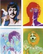Р.Аведон. The Beatles. Фотография. 1967. Лондон. Эстимейт $200 000–$300 000. Лот продан за $464 000