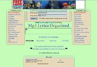 Музыкальная индустрия начнет войну против сайтов с текстами и аккордами песен