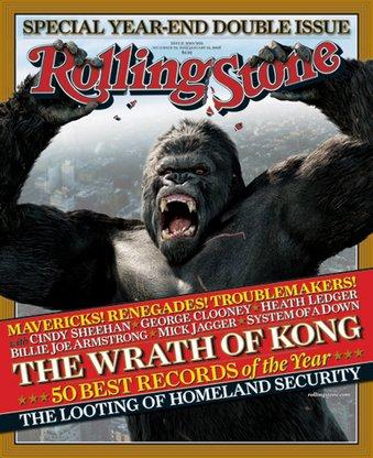 King Kong-RS 990/991 (December 29, 2005 - January 12, 2006)