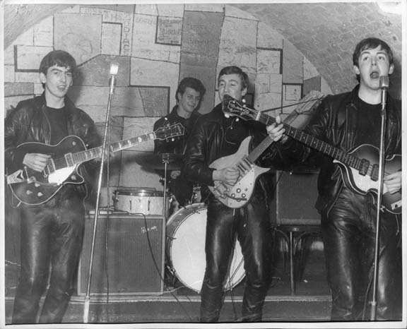 The Beatles @ Cavern Club