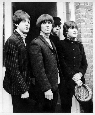 The Beatles. ©2006 Apple Corps Ltd.