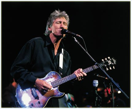 Roger Waters onstage