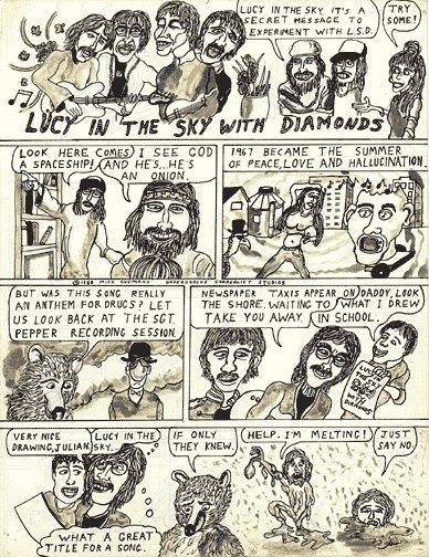 Sgt.Pepper comix