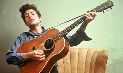 На электронном аукционе eBay.com выставлена редкая запись песни Боба Дилана