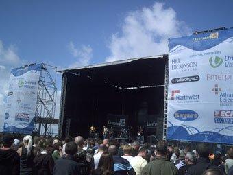 Крупнейший в Европе бесплатный фестиваль (Mathew Street Festival) отменен