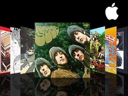 Apple опровергает слухи про Beatles
