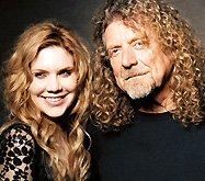 Роберт Плант (Robert Plant) и Элисон Кросс (Alison Krauss)