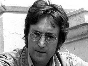 Джон Леннон. Фото из архива AFP