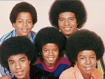 Участники The Jacksons в 1960-е годы. Фото с сайта Тито Джексона