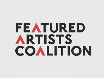 Логотип Featured Artists Coalition