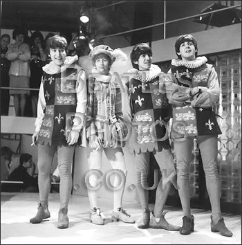The Beatles 'спели' Шекспира