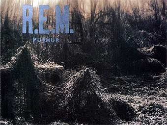 Фрагмент обложки альбома R.E.M. 'Murmur' с сайта amazon.com