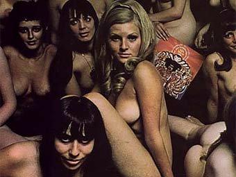 Фрагмент обложки альбома 'Electric Ladyland'