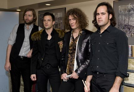 The Killers in Royal Albert Hall