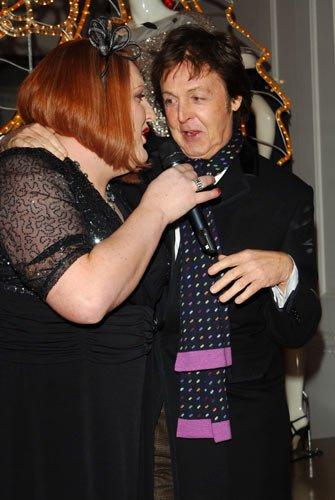 Paul and Geraldine