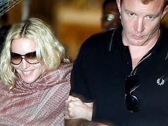 Мадонна и Гай Ричи.