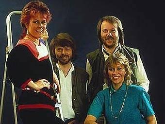 ABBA. Фото с сайта abbasite.com