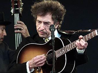 Боб Дилан. Архивное фото ©AFP