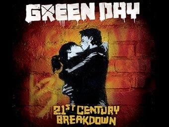 Обложка альбома Green Day '21st Century Breakdown'