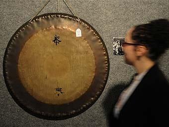 Гонг Джона Бонэма. Фото ©AFP