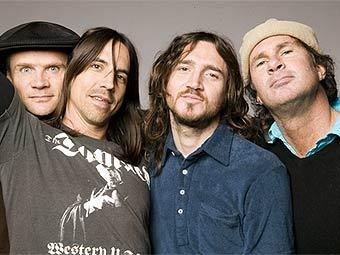 Red Hot Chili Peppers. Фото с сайта last.fm
