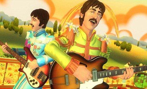 Пол Маккартни не смог набрать ни одного очка в компьютерном симуляторе 'The Beatles: Rock Band'