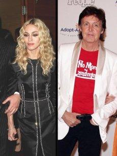 Мадонна назвала концерты Пола Маккартни 'скучными'