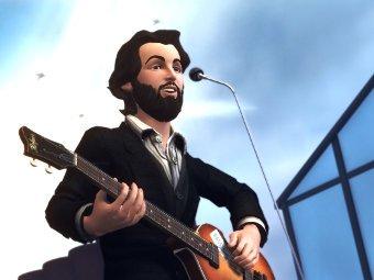Скриншот The Beatles: Rock Band