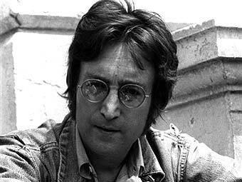 Джон Леннон. Фото из архива ©AFP