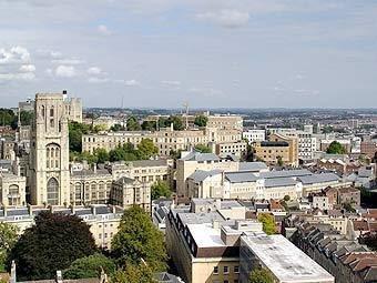 Панорама Бристоля. Фото с сайта gr0w.com