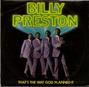 Билли Престон - THAT'S THE WAY GOD PLANNED IT (1969)