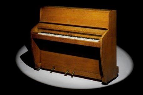 Пианино The Beatles по неизвестным причинам сняли с торгов