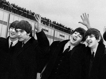 The Beatles в 1964 году. Фото из архива ©AFP