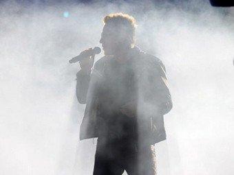 Лидер U2 Боно. Архивное фото ©AFP