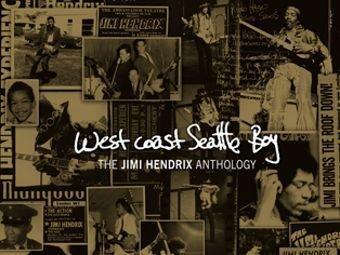 Фрагмент обложки альбома 'West Coast Seattle Boy'