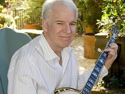 Пол Маккартни принял участие в записи кантри-альбома Стива Мартина