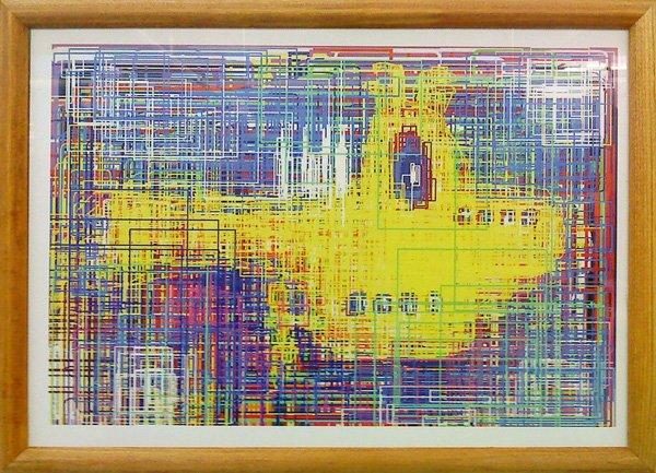Yellow Submarine by Serge Parfenux