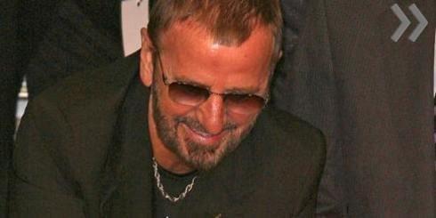 Ринго Старр даст концерт в Риге
