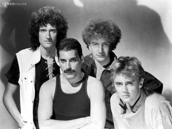Queen названы любимой группой британских военных