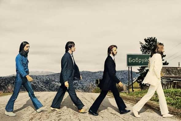 �������� Nikon �������� ���� The Beatles � ��������� ���������