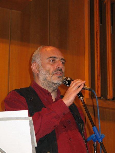 В Москве пройдет концерт памяти поэта, литературоведа и журналиста Георгия Мосешвили