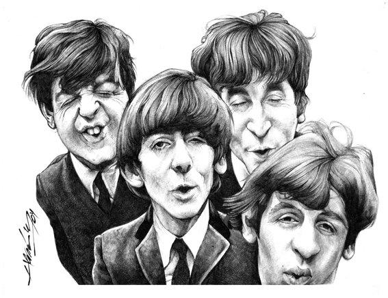 Томский памятник The Beatles может переехать в Москву