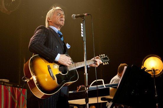 Пол Уэллер споет битловскую «Birthday» в честь 70-летия Маккартни