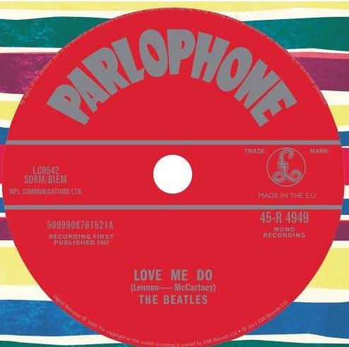 Полвека исполняется с выхода первого сингла легендарной группы The Beatles - 'Love Me Do'