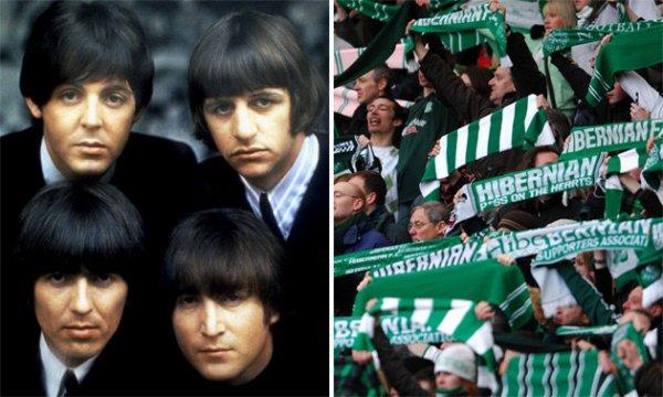 Комментатора футбольного матча уволили из-за песни The Beatles