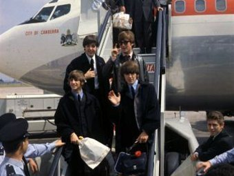 The Beatles, фото с сайта thebeatlesliveproject.com